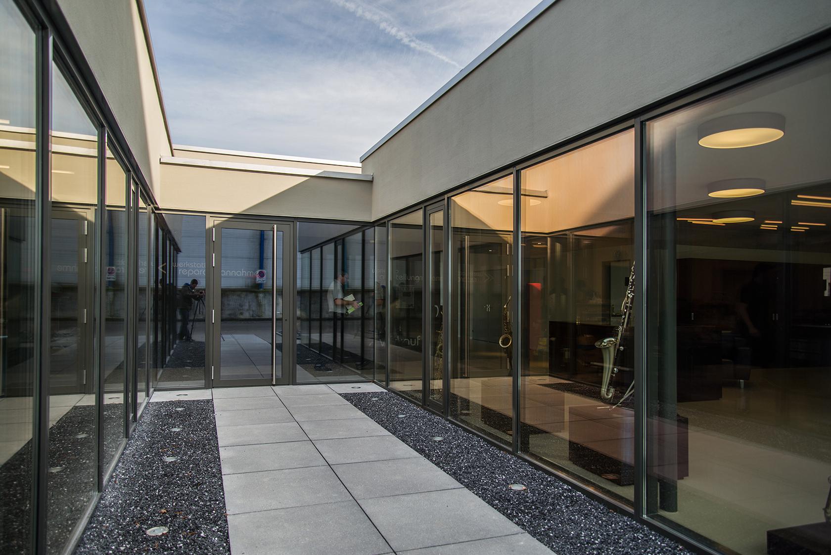 R&G Metallbau_Blaswerk_Türen